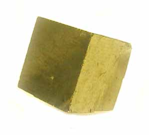 Pyrite Cube, 1 inch