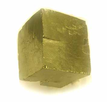 Pyrite Cube, 3/4 inch