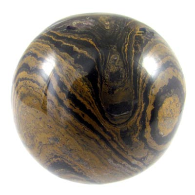 Stromatolite Sphere 2 1/2 inch with stand