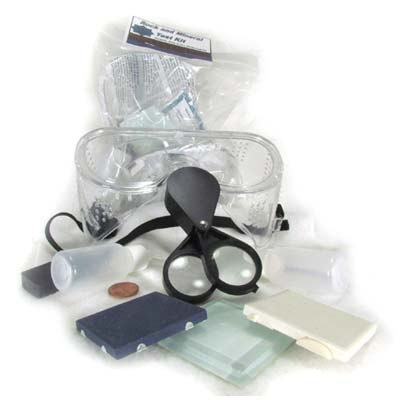 Deluxe Mineral Test Kit