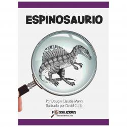Spinosaurus Childrens' Book Spanish Edition