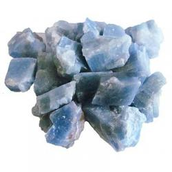 Blue Calcite Crystals Classroom pack 20 Pieces