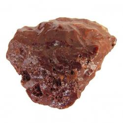 Red Calcite Crystal