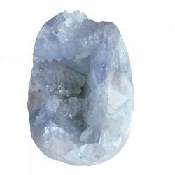 Celestite Crystal Egg 3 x 2 C