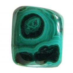 Malachite Polished