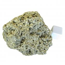 Iron Pyrite Crystal Cluster 2.25 pounds C