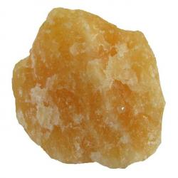Orange Calcite Crystal
