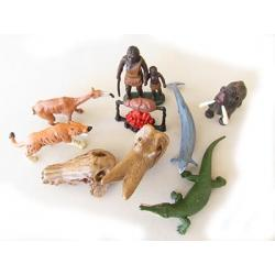 Miniature Prehistoric Environment Animal Sets Cenozoic Set B